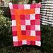 Letter Blanket pattern