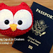 Travel Owl Plush pattern