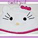 Child hello kitty hat pattern