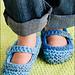 Little Jane Slippers pattern