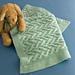 Lace Braids Blanket pattern