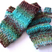 Lion and Lamb Mitts pattern