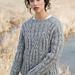 Klondike Pullover pattern