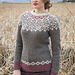 Grand Forks Pullover pattern