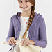 Windy Woods Girls Hoodie pattern