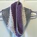 Honeycomb Lace Cowl pattern