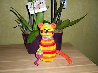 Cat Door Stop   Amigurumi   Crochet   240x320