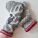 Ekorrvantar /squirrel mittens pattern