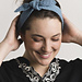 Huron headband pattern