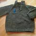 Basic Top Down Wool Baby Sweater pattern
