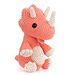Peaches the Triceratops pattern