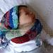 Reste in Rippen-Streifen Baby/Rebornbaby pattern