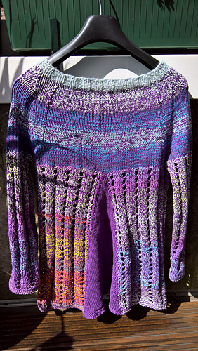 Ravelry: knit the holes pattern by annesto