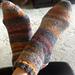 Annette's Basic Socks pattern