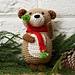 Bear Ornament pattern