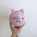 Chubby Piggie pattern