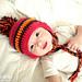 Peruvian Style Ear Flap Hat - baby pattern