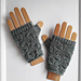 Mushroom mitts pattern