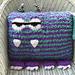Mel the Monster pattern