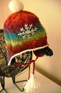 Inca Snowflake Hat