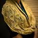 Golden Ginkgo  Cowl pattern