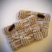 Waffle Boot Cuff pattern