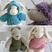 Rabbit and Bear pattern