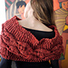 Vines and Leaves Cowl or Wrap pattern