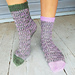 Checkbox Socks pattern