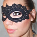 Crochet Lace Masquerade Mask pattern