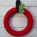 Easy Apple Wreath pattern