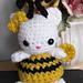 Amigurumi Bumble Bee Kitty pattern