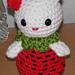 Strawberry Kitty pattern