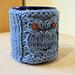 Owl Mug Cosy pattern