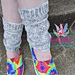 Aspen Chroma Leg Warmers/Boot Cuffs pattern