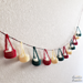The Kandeel - Tea light candle cozy / garland pattern
