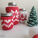 'The Heart of Christmas' Mason Jar Cozies pattern