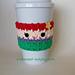 Ariel  Little Mermaid Coffee Cup Cozy pattern