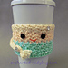Queen Elsa Coffee Cup Cozy pattern