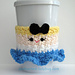 Alice Coffee Cup Cozy pattern