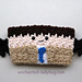 Supernatural Castiel Coffee Cup Cozy pattern