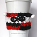 Harley Quinn Coffee Cup Cozy pattern