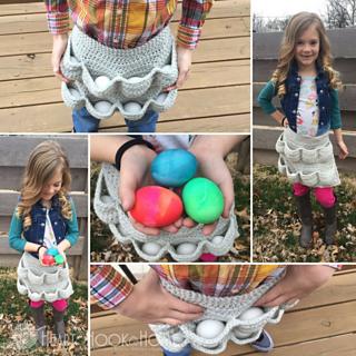 Egg Apron Pattern Child /& Adult\u20142 Downloads