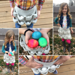 Child Size Egg-cellent Apron pattern