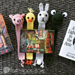 The Reading Bunny Bookmark pattern