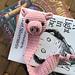 Pig Bookmark pattern