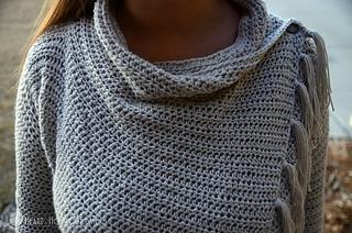 Blanket Cardigan pattern by Ashlea Konecny