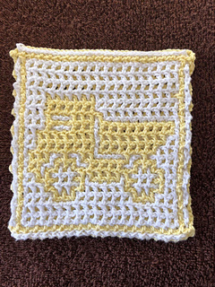 Crocheted by Kimberly