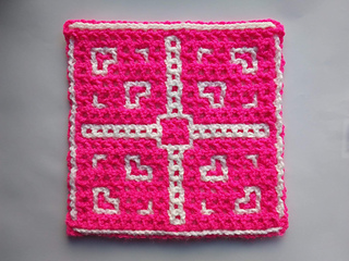 Crocheted by Kate Dudman