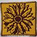 Sunflower 40 pattern